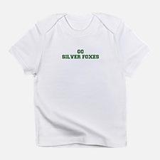 Silver Foxes-Fre dgreen Infant T-Shirt