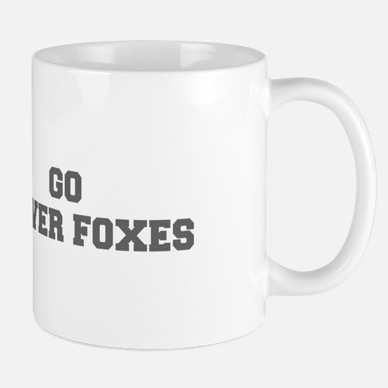 SILVER FOXES-Fre gray Mugs