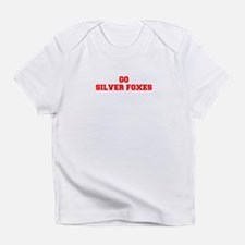 SILVER FOXES-Fre red Infant T-Shirt