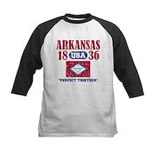 "ARKANSAS / USA 1836 STATEHOOD ""PER Baseball Jersey"
