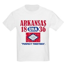 "ARKANSAS / USA 1836 STATEHOOD ""PERFE T-Shirt"