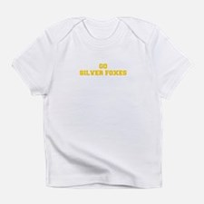 Silver Foxes-Fre yellow gold Infant T-Shirt