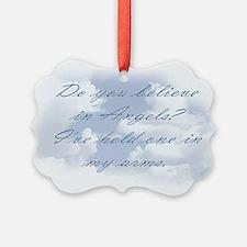 Do you believe? Ornament