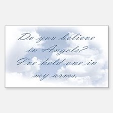 Do you believe? Decal