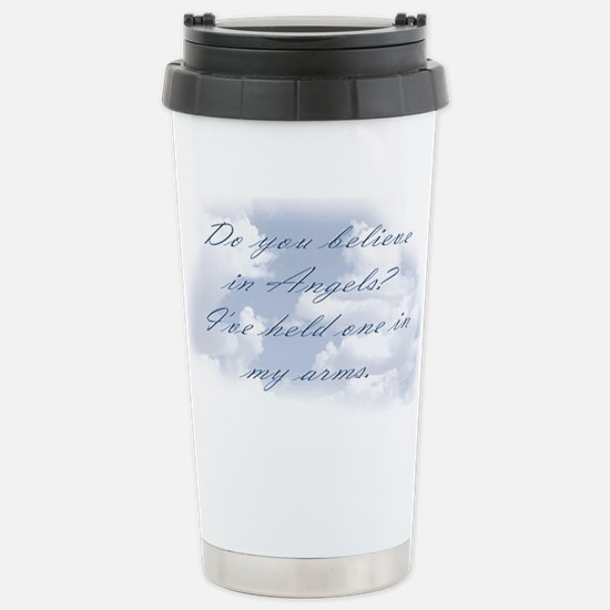 Do you believe? Stainless Steel Travel Mug