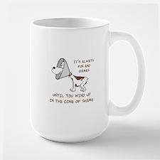 Cone of Shame Mugs