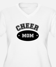 Cheer Mom Plus Size T-Shirt