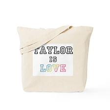 Taylor Hanson Tote Bag