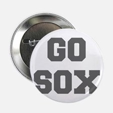 """SOX-Fre gray 2.25"""" Button (10 pack)"""