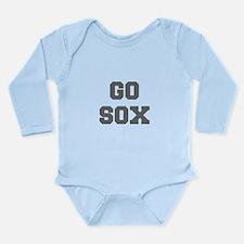 SOX-Fre gray Body Suit
