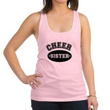 Cheer Sister Racerback Tank Top