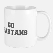 SPARTANS-Fre gray Mugs
