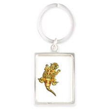 Horned Toad Keychains