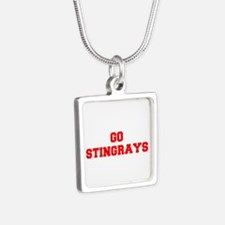 STINGRAYS-Fre red Necklaces