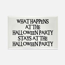HALLOWEEN PARTY Rectangle Magnet
