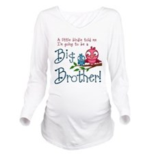 Im going to be a Big Long Sleeve Maternity T-Shirt