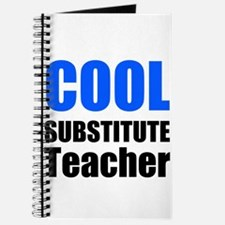 Cool Substitute Teacher Journal