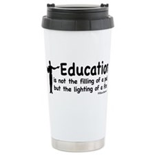 Unique Elementary school teacher Travel Mug