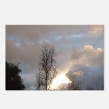Cloudy Skies Postcards (Package of 8)