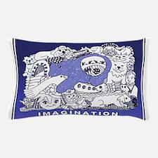 IMAGINATION BLUE 8X10.png Pillow Case