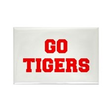 TIGERS-Fre red Magnets