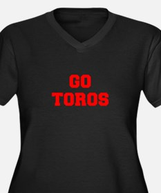 TOROS-Fre red Plus Size T-Shirt