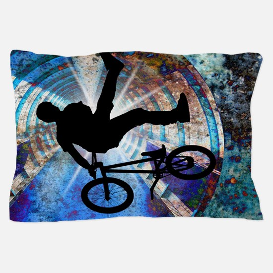 Funny Extreme sports Pillow Case