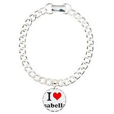 I Love Isabella Bracelet