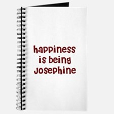 happiness is being Josephine Journal
