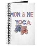 Mom & Me Yoga Journal