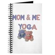 Mom & Me Yoga Journal