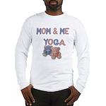 Mom & Me Yoga Long Sleeve T-Shirt