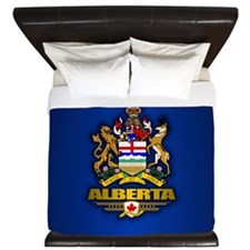 Alberta COA King Duvet