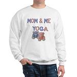 Mom & Me Yoga Sweatshirt