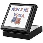 Mom & Me Yoga Keepsake Box