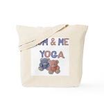Mom & Me Yoga Tote Bag
