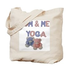 Mom & Me Yoga Tote Bag