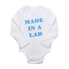 Funny Pregnancy Long Sleeve Infant Bodysuit