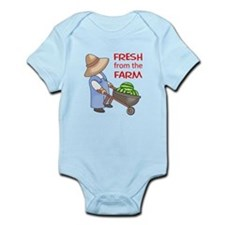 FRESH FROM THE FARM Body Suit