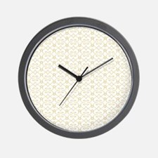 Safiyah Wall Clock