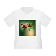 Happy easter with easter eggs T-Shirt