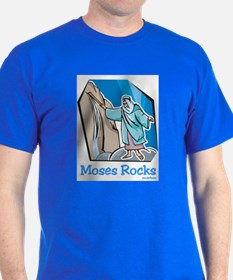 Moses Rocks T-Shirt