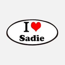 I Love Sadie Patch