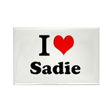 I Love Sadie Magnets