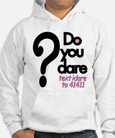 The hoodie that texts back!