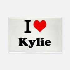 I Love Kylie Magnets