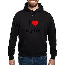 I Love Kylie Hoodie