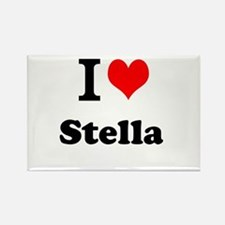 I Love Stella Magnets