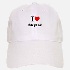 I Love Skylar Baseball Baseball Baseball Cap
