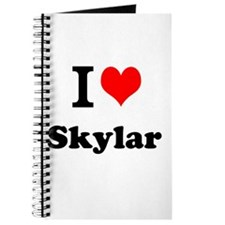 I Love Skylar Journal